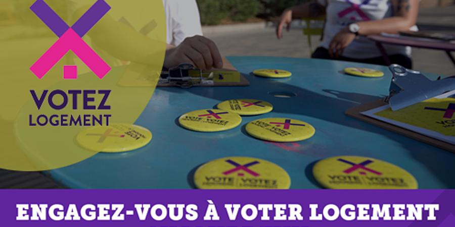 Large votez logement