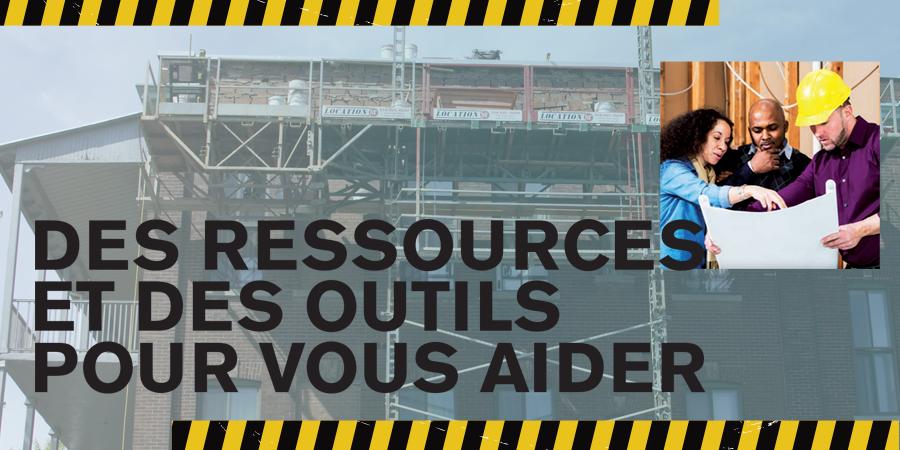 Large renos ressources